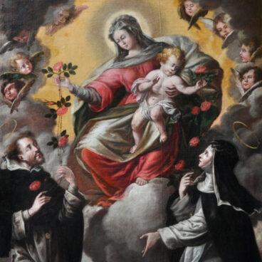 16 Madonna Rosario